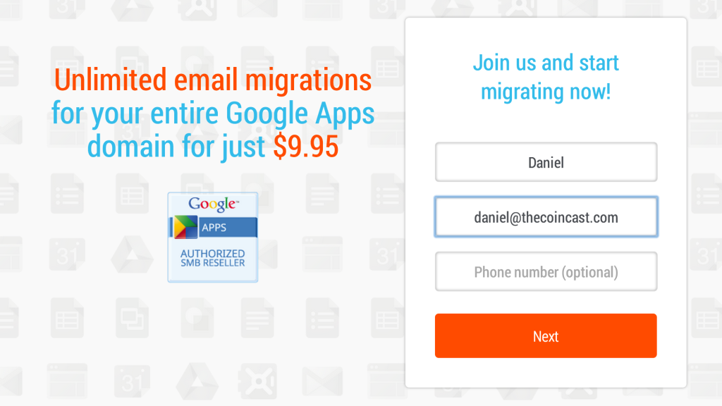 easy email migration