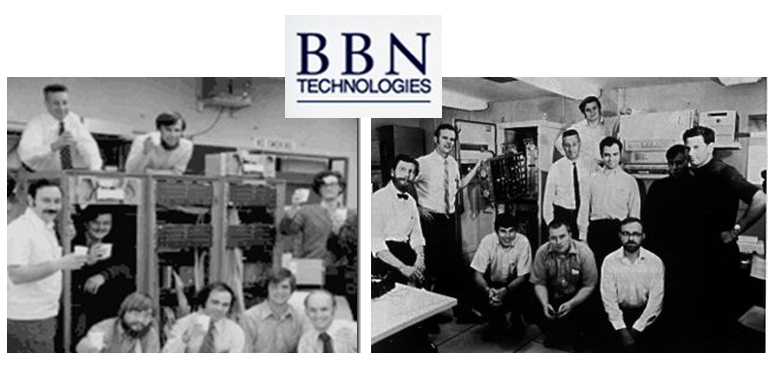 Arpanet-BBN-Team